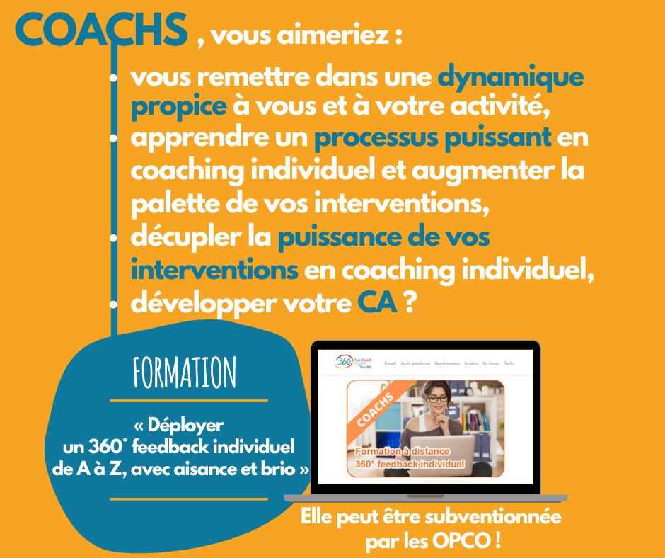 Témoignage Coach 360 feedback