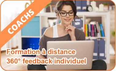Formation aux démarches 360° feedback individuel pour les coachs