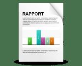 Rapport 360° feedback en ligne graphe dispersion des réponses