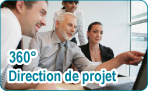 Questionnaire 360° Direction de projet