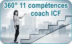 Questionnaire 360° – 11 compétences du coach ICF